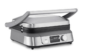 cuisinart gr-5b series griddler five panini press