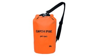 . earth pak -waterproof backpack