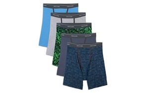 fruit of the loom men's boxer brief multipack