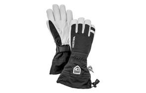 hestra army leather ski gloves