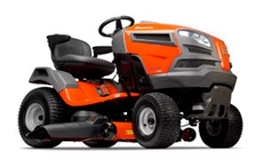 husqvarna 24 hp yard tractor riding lawn mower