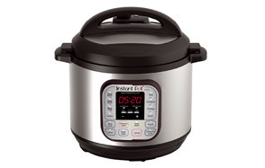 instant pot 8 qt programmable pressure cooker