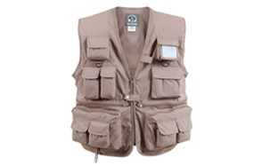 rothco uncle milty travel fishing vest