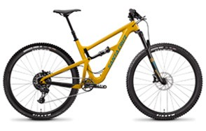 santa cruz hightower mountain bike