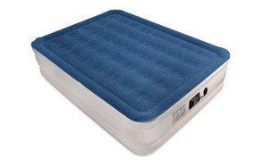 soundasleep dream series air inflatable mattress