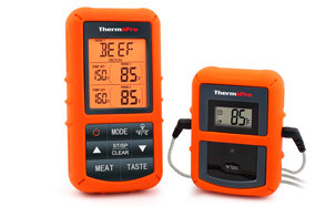 thermopro tp20 wireless remote digital meat thermometer