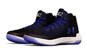 under armour men's curry 3 basketball sneakers
