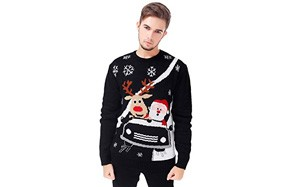 v28 men's christmas jumper