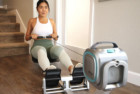 whipr. a portable 3 in 1 paddle, ski & rowing machine