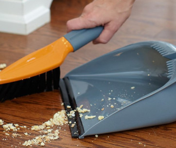 10 best dust pans and brushes review in 2019