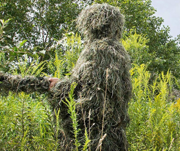 10 best ghillie suits review in 2019