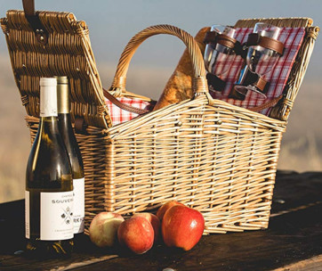 10 best picnic baskets review in 2019