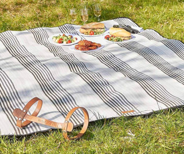 10 best picnic blankets review in 2019