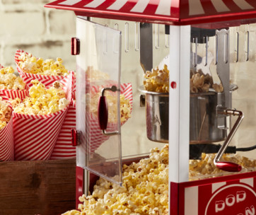 10 best popcorn machines review in 2019