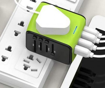 10 best travel adapters in 2019