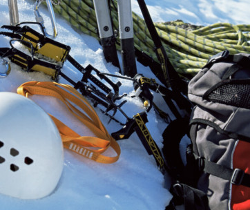 10 pieces of gear you need for safe mountaineering