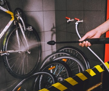 10 post-ride steps to keep your bike clean