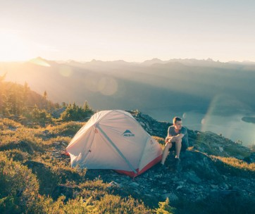 10 safety tips when camping alone