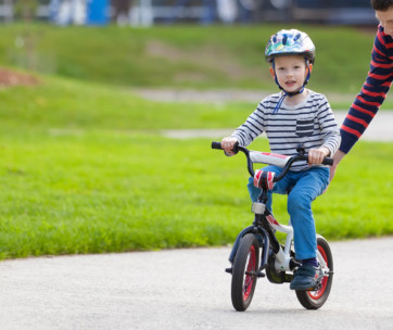 10 ways to get your kid riding in no time