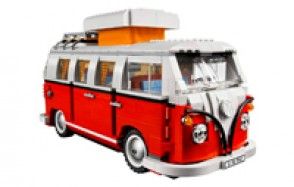 Creator Expert Volkswagen T1 Camper Lego Car