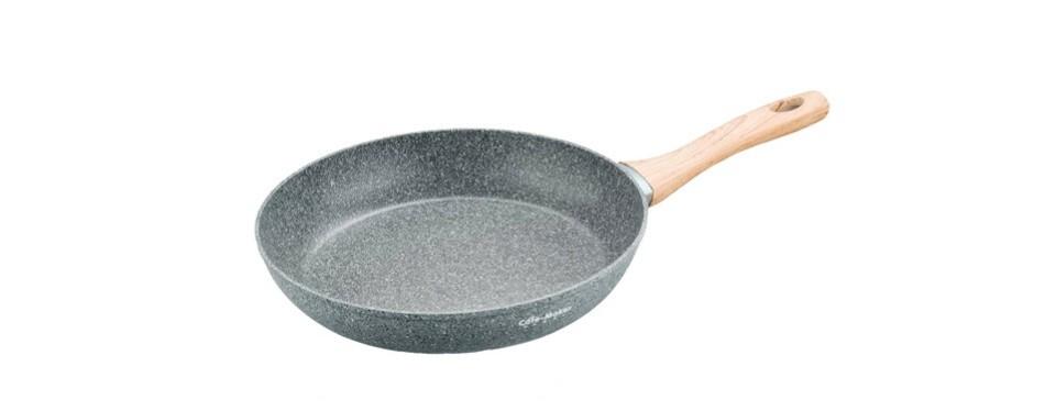 11 inch cate maker granite stone frying pan