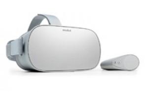 oculus go standalone virtual reality headset