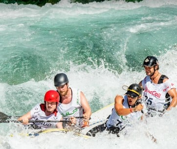 15 top white water rafting spots in the usa