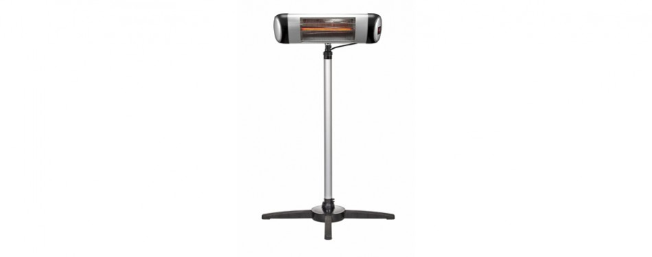 1500w outdoor free standing patio heater