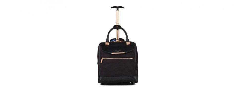 "16"" trolley packing case by ted baker london"