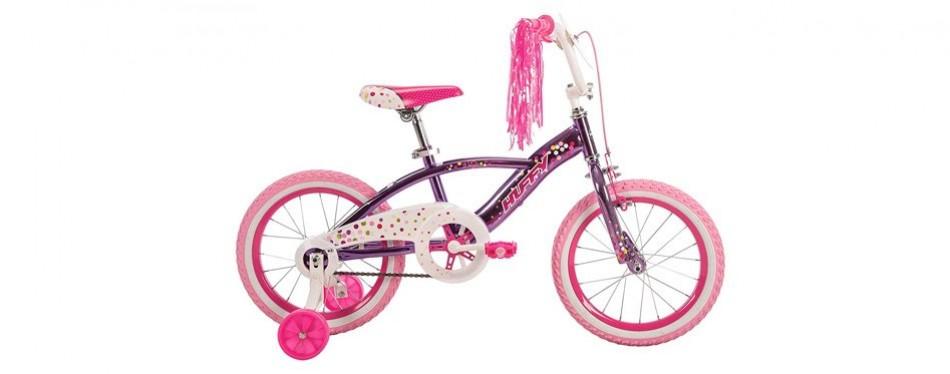 16 huffy n'style girls kid's bike