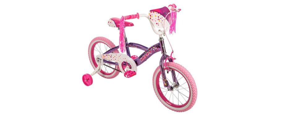 16 huffy n'style girls kid's bike