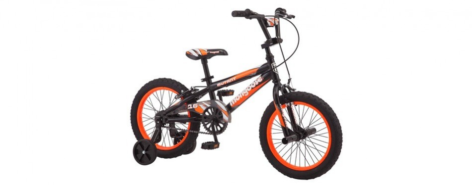 16 mongoose mutant boys kid's bike
