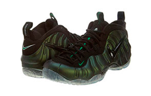 nike air foamposite pro basketball sneakers