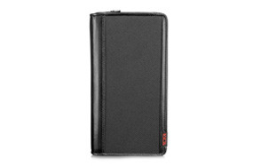 Tumi Men's Alpha - Zip Around Travel Wallet