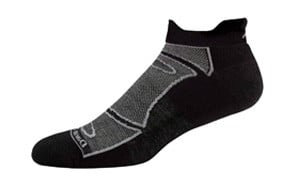 darn tough merino wool cushion athletic no show socks