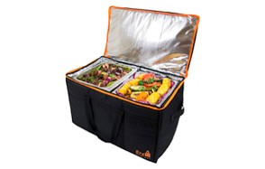 etz thermal heavy duty commercial insulated food bag