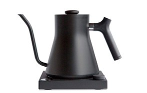 fellow stagg ekg, electric pour-over smart kettle