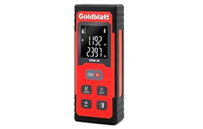 goldblatt laser tape measure