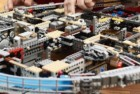 lego ultimate millenium falcon building kit