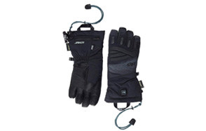 outdoor research lucent heated ski gloves