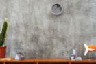 22 Design Studio 4th Dimension Concrete Wall Clock