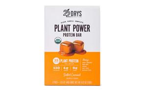 22 Days Plant Protein Bar