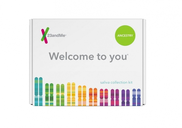 23andme dna test