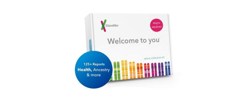 23andme testing kit