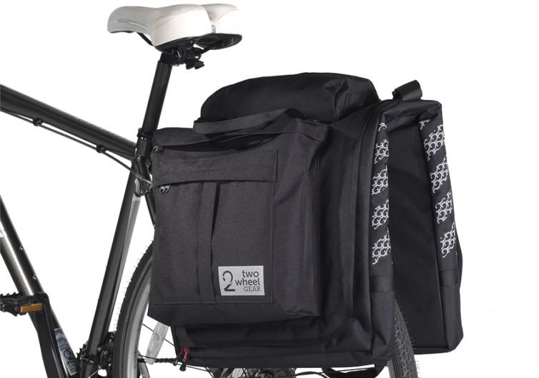 2 Wheel Gear Garment Pannier