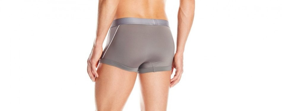 2(X)IST Men's Speed 2.0 No-Show Trunk