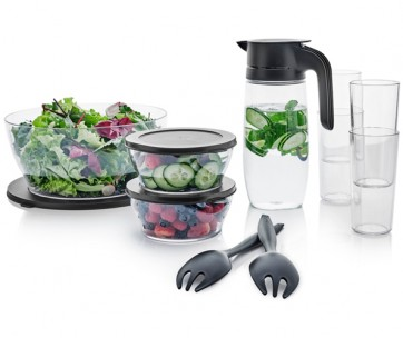 tupperware eco+ containers