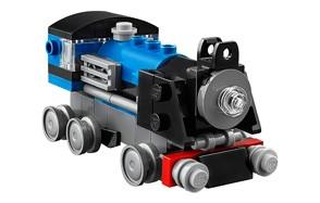 Blue Express LEGO Creator Set