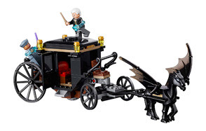 Lego Harry Potter Fantastic Beasts Grindewald Escape Set