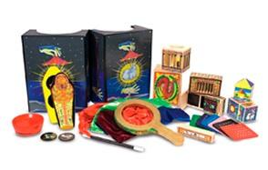 Melissa & Doug Deluxe Magic Kit